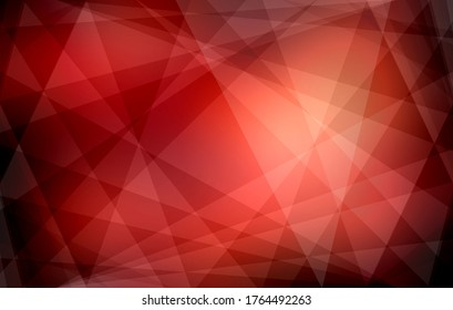 Ruby texture abstract. Red glass deep background.
