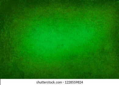 rugged and green background