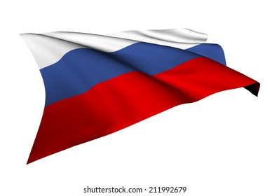 Russia flag - collection no_5