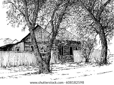 Black white in the country