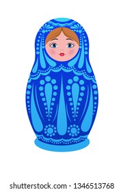 Russian national dolls - matryoshka
