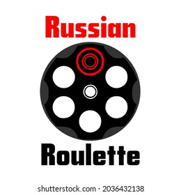 Russian Roulette is an indirect symbol