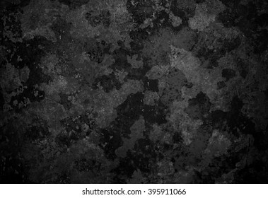 rusty black metal background