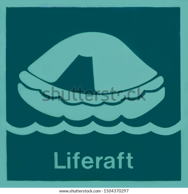 Safety Signs On Board Ship Safety | Royalty-Free Stock Image