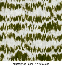 Sage Tie-Dyed Effect Brushed Textured Background. Seamless Pattern.