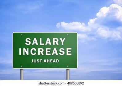 Salary increase - just ahead