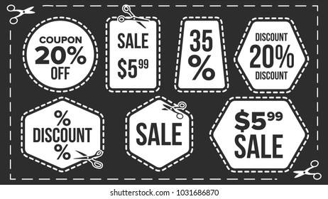 coupon cutout images stock photos vectors shutterstock