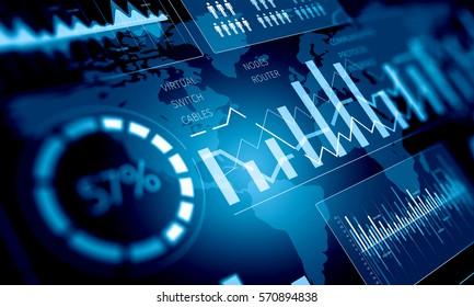 Sales data and dynamics . Mixed media