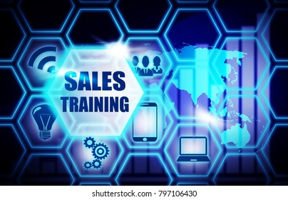 Sales Training model