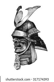 Samurai armor japan