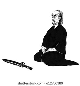 samurai meditation