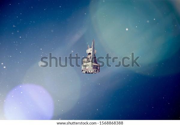 satellite-sky-3d-illustrasyon-600w-15688