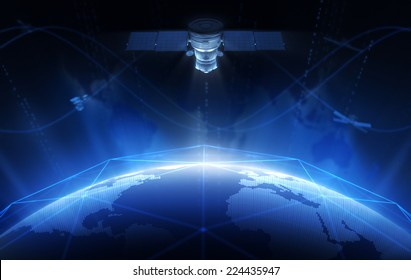 Satellites and Networks