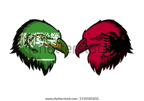 https://image.shutterstock.com/image-illustration/saudi-arabia-vs-albania-600w-1150585832.jpg