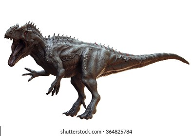 Saurophaganax was a large allosaurid that lived during the Late Jurassic.