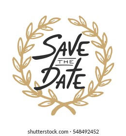 Save The Date Template Images Stock Photos Vectors Shutterstock - Save the date holiday party templates