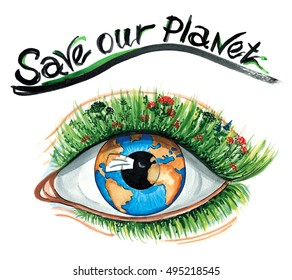 Save Our Planet Images Stock Photos Vectors Shutterstock