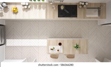 Cabinet Top View Stock Illustrations Images Vectors Shutterstock