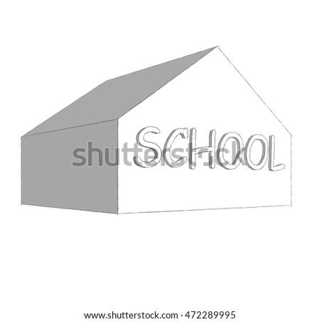 Schematic Icon Stock Illustration 472289995 - Shutterstock