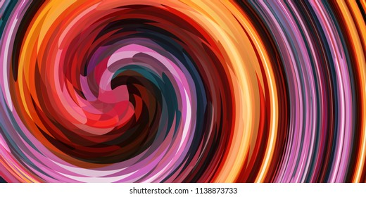 Science Abstract Presentation Background with Molecule Art