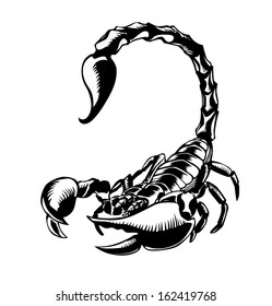 Scorpion tattoo