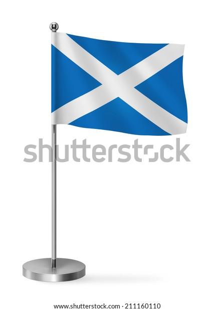 Scotland flag - table flag