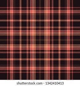 Scottish fabric pattern and plaid tartan texture for background,  geometric.