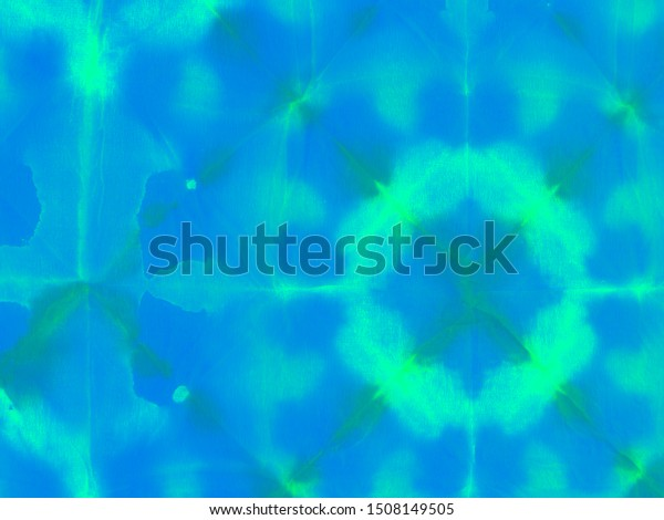 Sea Abyss Pattern Diver Wallpaper Malachite Stock