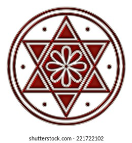 Seal of Solomon Images, Stock Photos & Vectors | Shutterstock