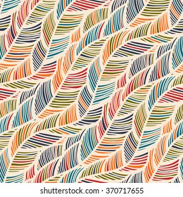 Seamless abstract background pattern. Decorative backdrop for fabric, textile, wrapping paper, card, invitation, wallpaper, web design.