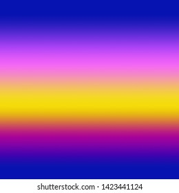 Seamless Abstract Degrade Tie Dye Gradient Blurry Ombre Horizontal Lines Stripes Pattern