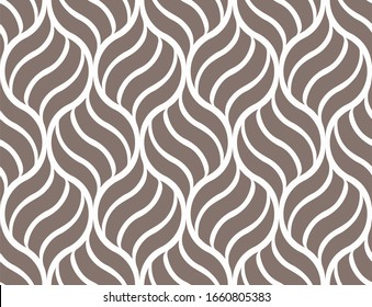 Seamless abstract wallpaper pattern background. Raster version.
