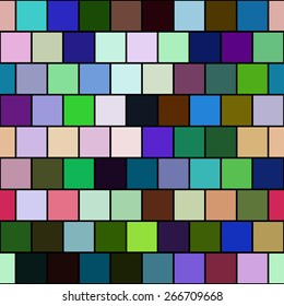 Seamless color tiles - checkered background / texture - see another size on my portfolio