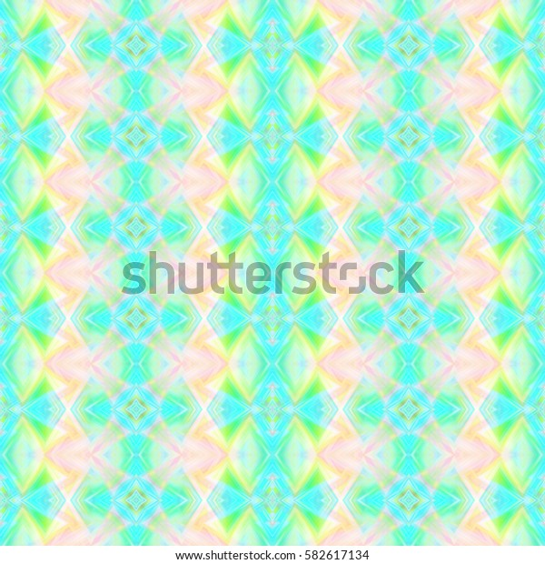 Seamless colorful pattern for textile and backgrounds