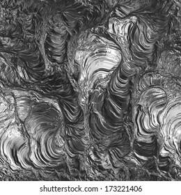 seamless dark foil texture