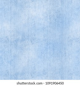 Seamless denim texture. Light blue. Jeans.