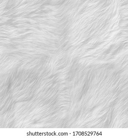 Seamless Fur Texture Noise Pattern
