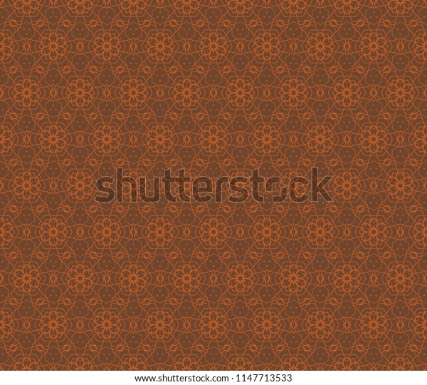 seamless geometric pattern. Modern stylish texture with monochrome color.   illustration