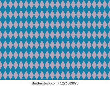 Seamless geometric pattern with multicolored geometric elements