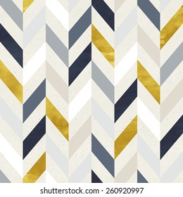 Seamless geometric pattern on paper texture