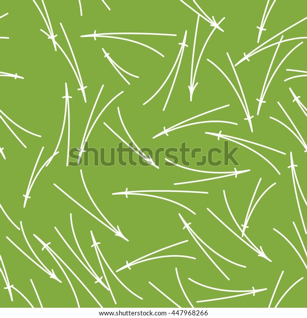 Seamless green and white vintage japanese textile pattern