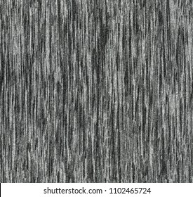 Seamless grey melange abstract pattern. Close up fabric texture.