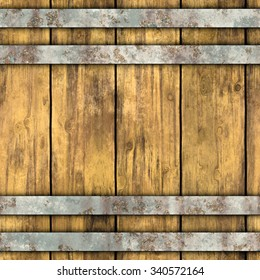 seamless old wood wall background
