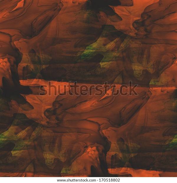 seamless palette picture frame graphic brown style texture watercolor background