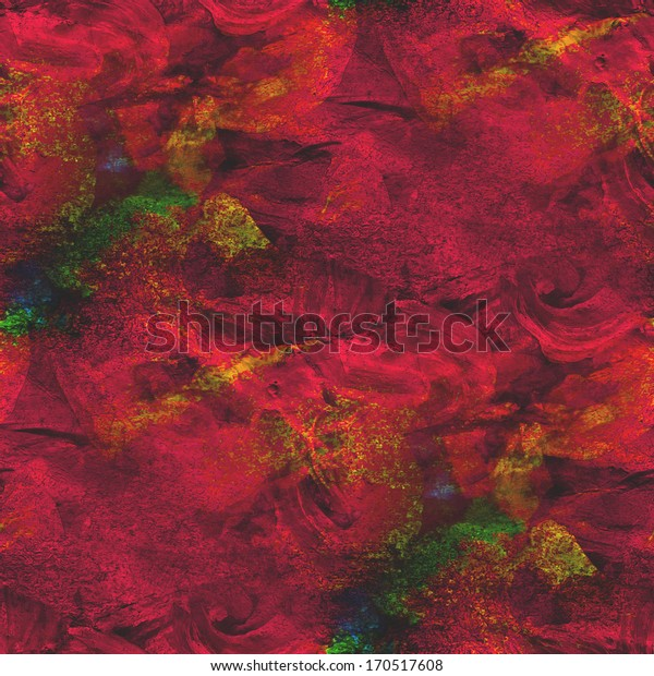 seamless palette pink, red picture frame graphic style texture watercolor background