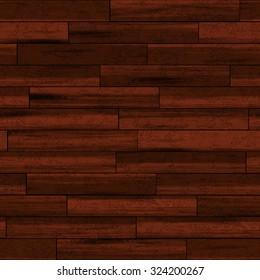 Seamless parquet wooden pattern