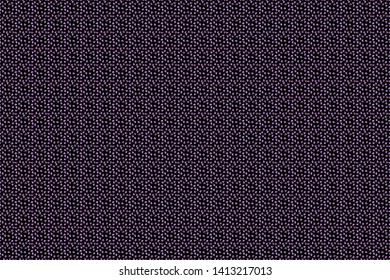 Seamless pattern cake. Bright birthday pattern on purple, neutral and black. For food poster design. Raster illustration.