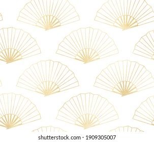 Seamless pattern chinese oriental style luxury geometric japan retro texture fashion interior design textile