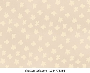 Seamless pattern with flowers,  pastel colors