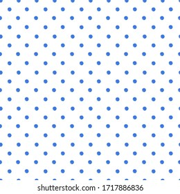 Seamless pattern of hand-painted watercolor blue peas on a white background. Use for weddings, birthdays, menus